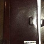 セルフマネジメントの必需品!「ASHFORD ルガードBIBLE 25mm」
