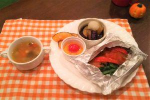 第7回 みんなで食べる!学ぶ!楽しむ!ランチ会~鮭と彩り野菜からの贈り物♪~